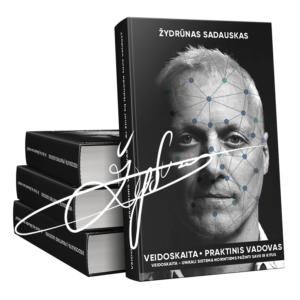 Veidoskaita praktinis vadovas - Žydrūnas Sadauskas knyga