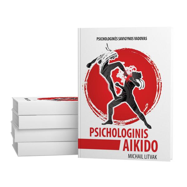 Michail Litvak Psichologinis aikido